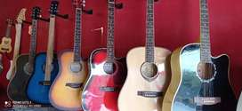 Quality guitars and accessories
