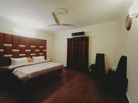 Executive class luxury furnished room at DHA