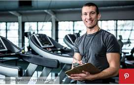 Gym trainer in Pune