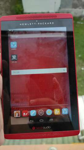Tablet Hewlett-Packard 7inch mulus