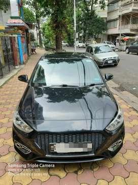 Hyundai Fluidic Verna 1.6 CRDi SX, 2018, Diesel