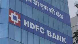 Job Available in HDFC BANK