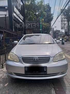 Di jual Toyota Sedan Altis Silver 2004