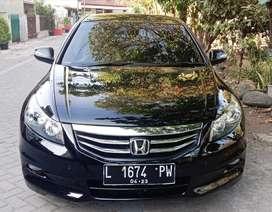 Honda Accord 2.4 VtiL Automatic Tahun 2012 Mewah