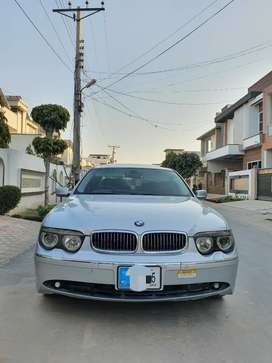Bmw 7 series 745Li showroom condition