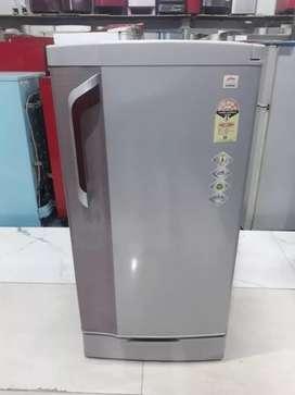 Godrej axis 220 litre silver colour 5 star rating refridgerator