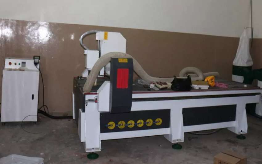 High End Specifications  CNC Wood router sellr Machine 0