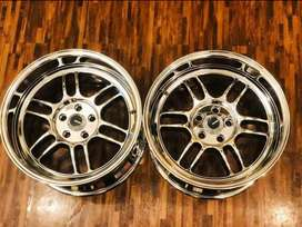 18 Inch Deep Dish Alloy Wheels Imported