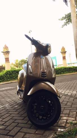 Vespa primavera 150cc bore up