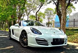 PORSCHE BOXSTER 2014 PDK 2.7 AT.coupe.asli L.tgn1.cabriolet.soft top