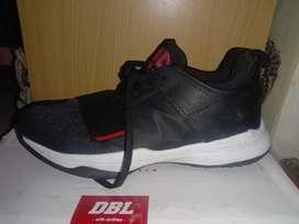 Sepatu Basket DBL AD 1 red and black