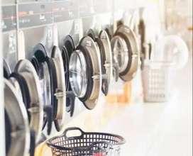 Dicari operator laundry daerah sunter