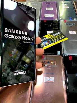 Samsung Galaxy Note 9 512Gb Fresh With Fast Charger