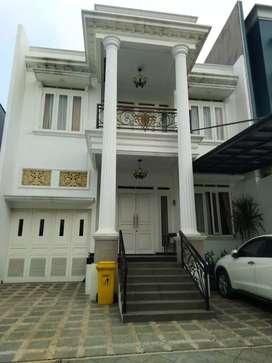 Rumah Vantik di Jagakarsa Jakarta Selatan