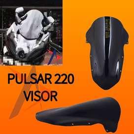 Pulsar visor BIKERS PLANET FOR BIG BIKES SPARE PARTS & MODIFICATION &