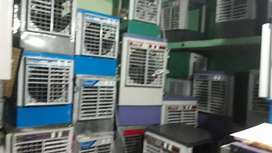Exhaust fan moter with high pressure air