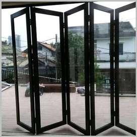 agen spesialist pintu lipat kaca/9074TEagen spesialist pintu lipat kac