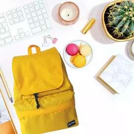 NEVAN YELLOW (NVNYLW) Backpack