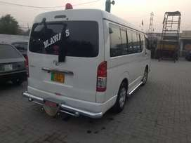Bxsa 214 Toyota hiace exchange possible with any cars