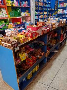 Wood Counter For Grocery, Mobile , Toys , Stationary Shop