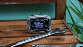 Ohman pomade mystic grey waterbased strong hold
