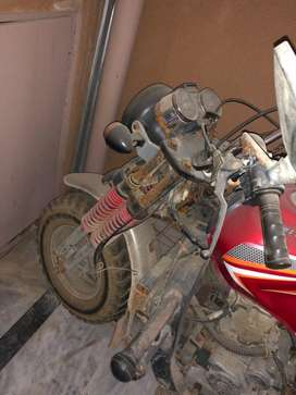 250CC SINGLE TYRE LODER BIKE WITH CUSTOM MAGE TRUCK