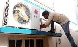 AC SERVICE OR AC SHIFTINGS / INSTALLATION.ANY COMPLAINTS RELATED TO AC