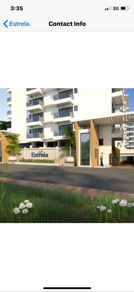 Brand new 3 bhk flat with all amenities