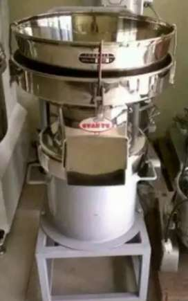 Mesin ayakan mesin roti