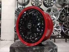 velg racing mobil AVANZA ring 17 model MYTH07 ET40