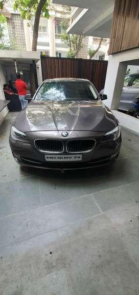 BMW 5 Series 530i Sedan, 2010, Diesel