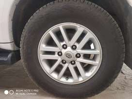 Fortuner Michelin car tyar