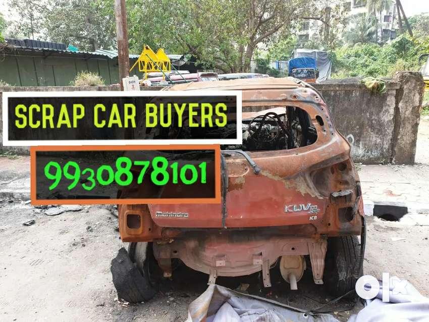 SCRAP -  CAR BUYERS... 0