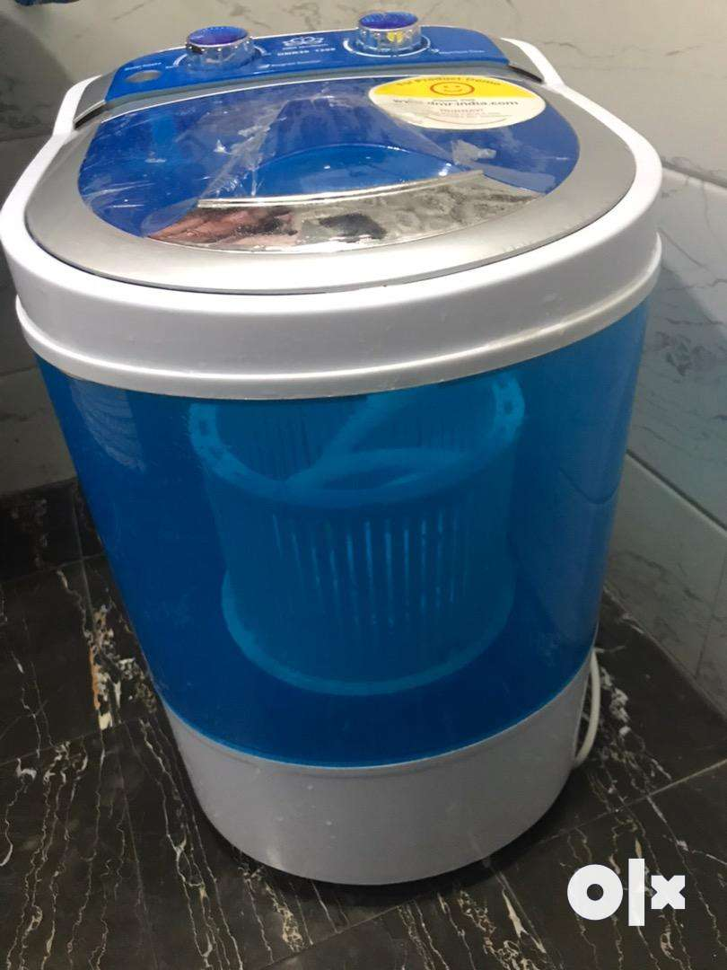 Semi Automatic Washing Machine for Sale 2 months old in warranty