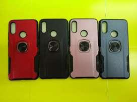 Case Xiaomi Redmi note 7 pro softcase Stand iRing 360