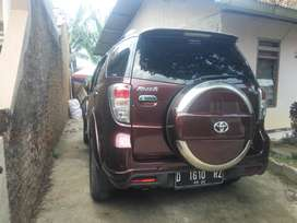 Rush S TRD Automatic 2012