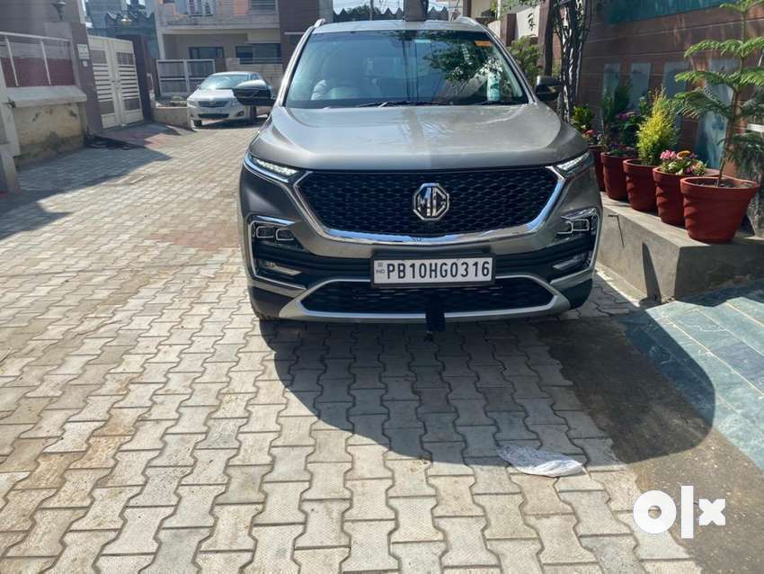 Brand new condition Mg HECTOR 0
