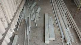 Aluminium,Brass and SS rods,pipes,sheets for sale