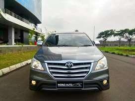 Kijang Innova G AT Diesel 2014 Grey