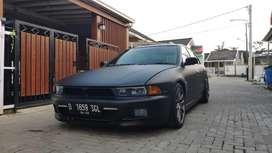 Mitsubishi Gallant Hiu V6 M/T thn 2000
