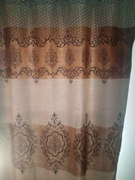 Less used curtains are available