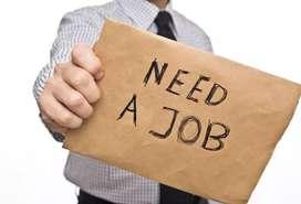 I NEED JOB..