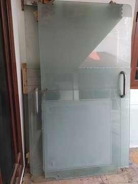 Pintu Kaca Tempered 12 mm - Tempered Glass Door