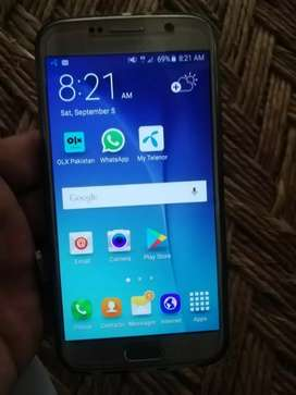 Samsung s6 3gb ram and memory 32