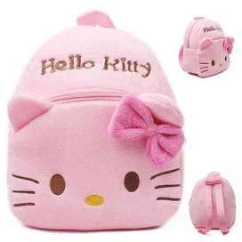 AyooDropship - Cuifuli Tas Sekolah Anak Hello Kitty - Pink