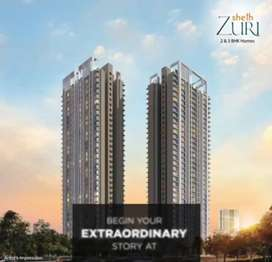 2 Bhk Prime flat available for Sale in Majiwada Thane W