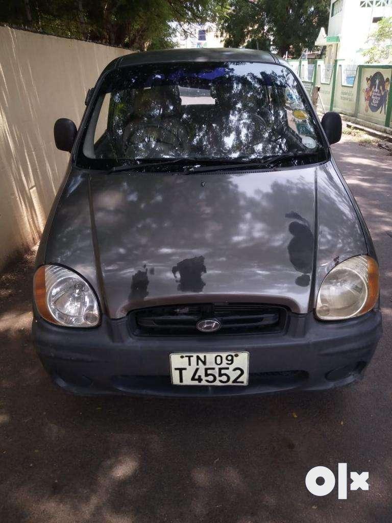 Hyundai Santro, 2001, Petrol 0