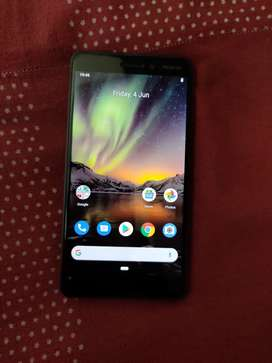 Nokia 6.1 in mint condition
