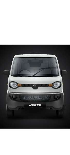 Jeeto mini van,few km driven..used only for personal use