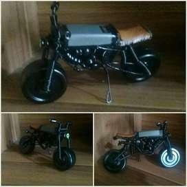 miniatur motor motoran